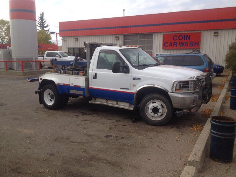 tow trucks for scrap car removal